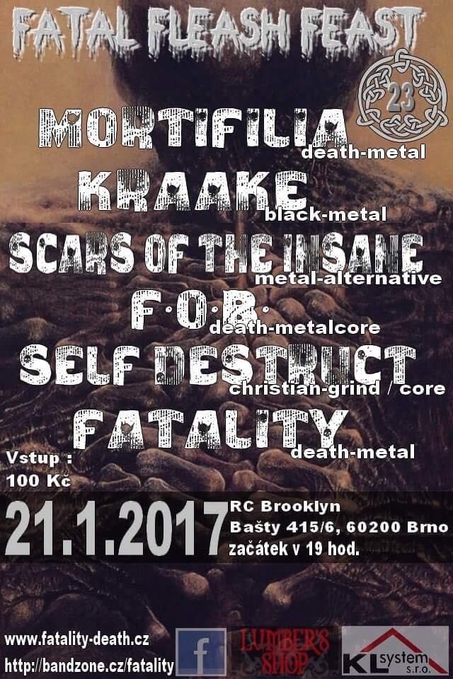Fatal Flesh Fest vol.23