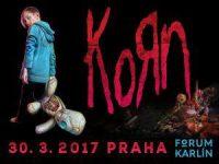 Korn - Praha 2017