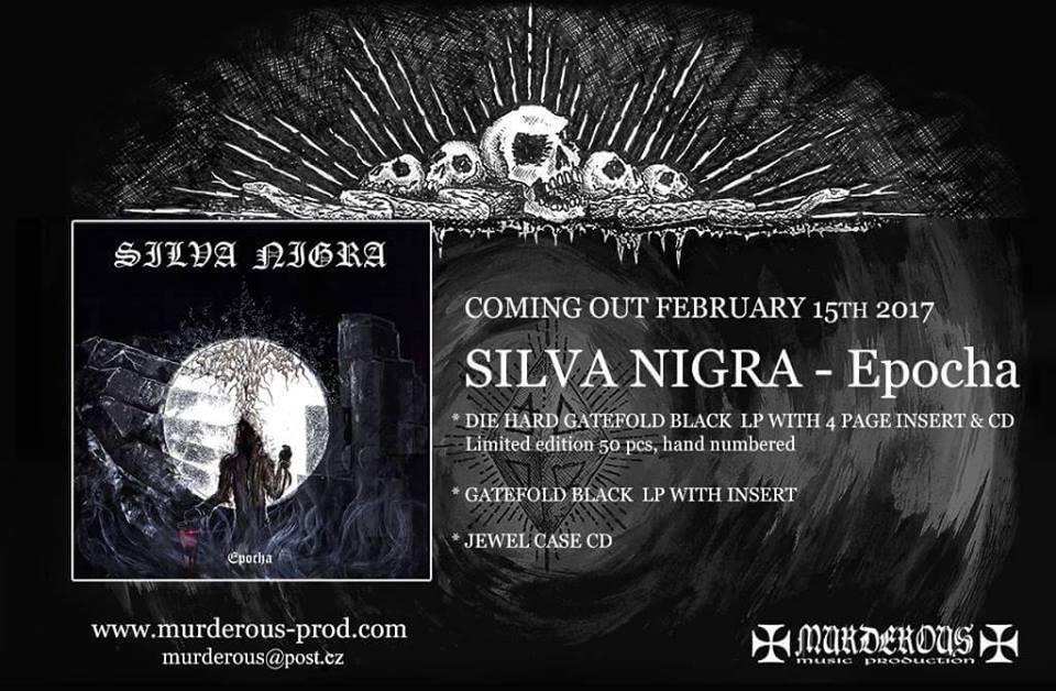 Silva Nigra vydává re-edici alba Epocha