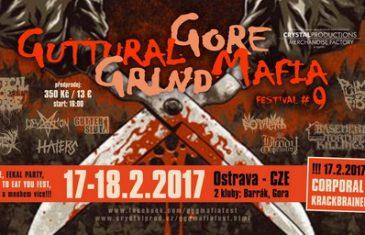 GUTTURAL GORE GRIND MAFIA FEST #9