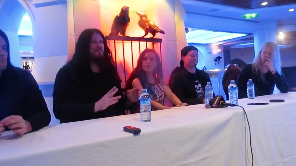 Arch Enemy mluví o svém novém albu