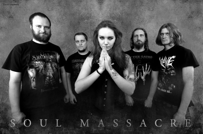Debut Soul Massacre vyjde pod Pařátem