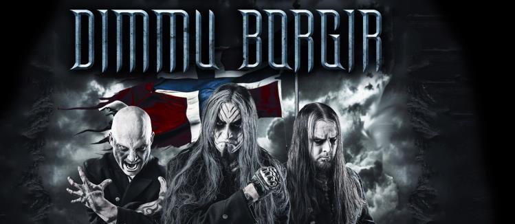 Dimmu Borgir míchají nové album