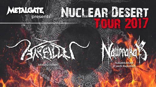 Nuclear Desert Tour 2017 – Brno