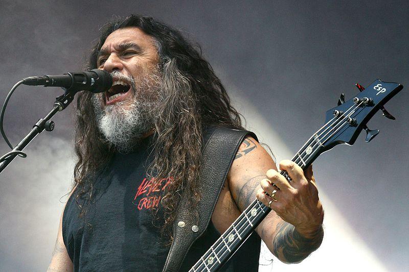 """Tom Araya o nové desce Slayer: """"Uvidíme."""""""