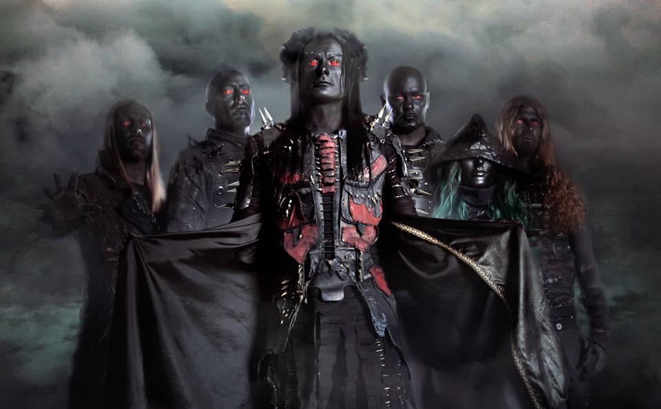 Cradle of Filth odhalují obal a název nového alba