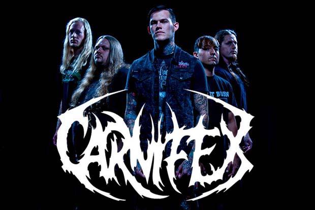Carnifex mají venku nový videoklip!