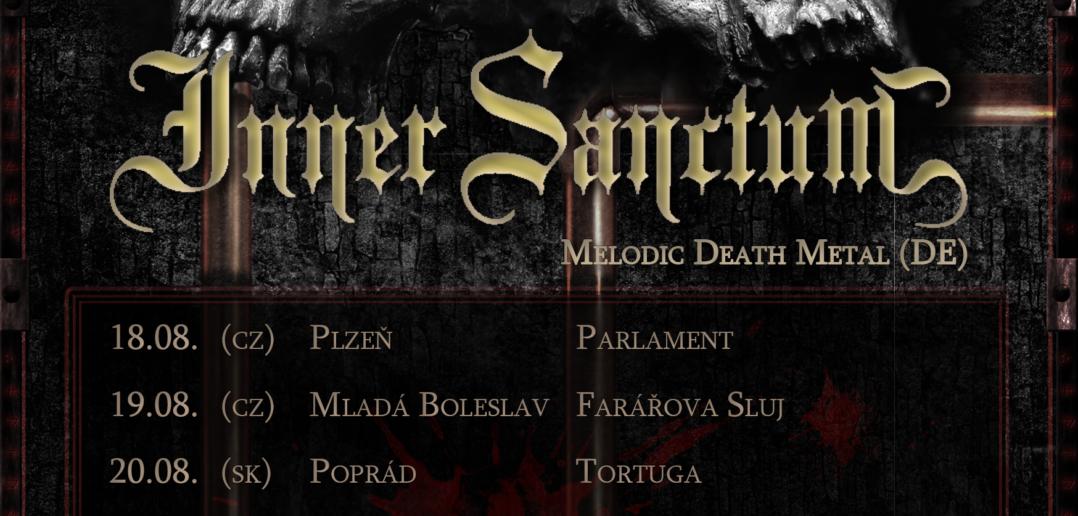 Inner Sanctum tour