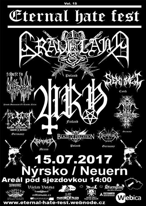 Eternal Hate Fest vol.15