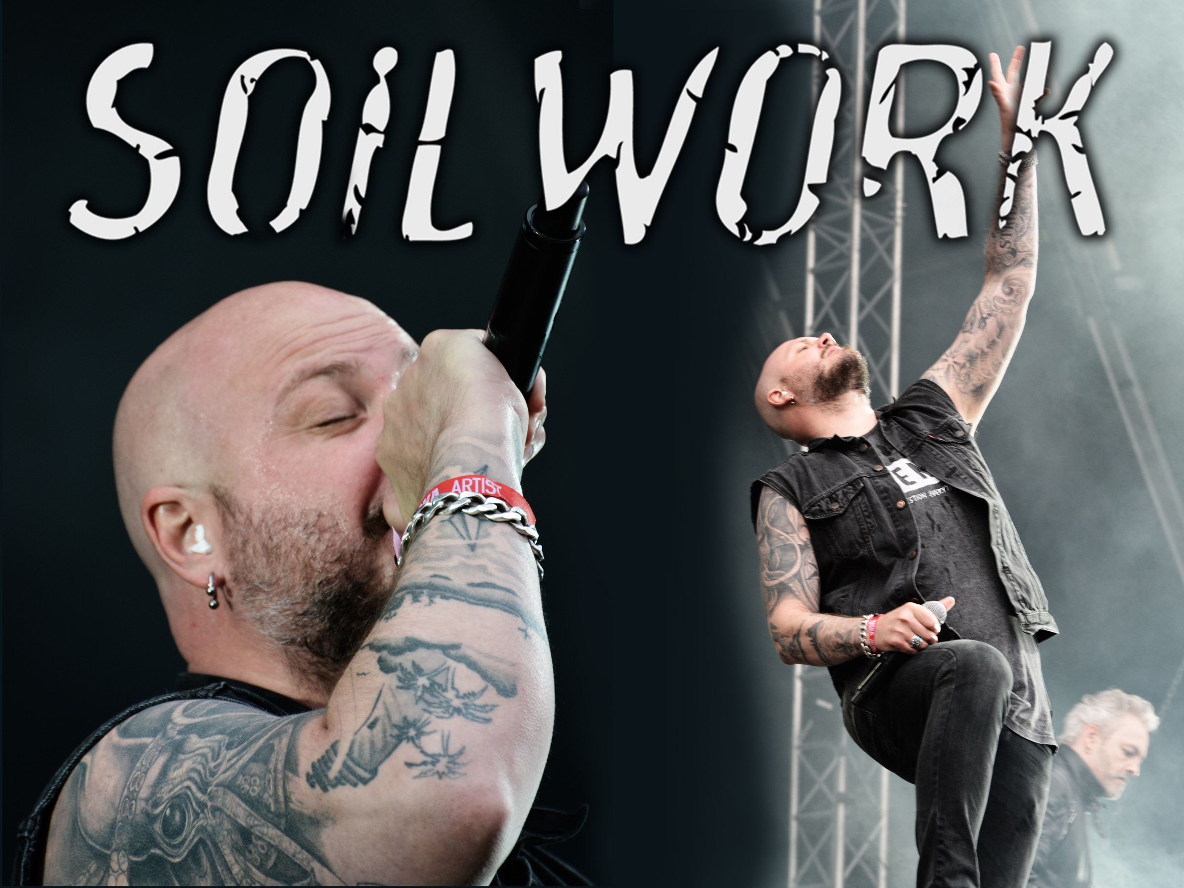 Doing festivals is a love-hate-relationship – Interview with Björn Strid/Soilwork