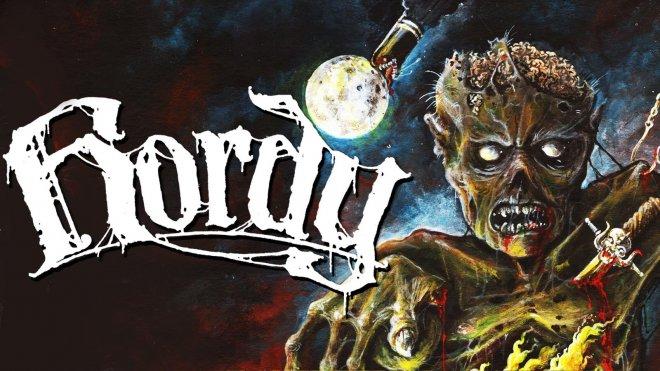 Podpořte nový hororový román Jana Pavlase – Hordy