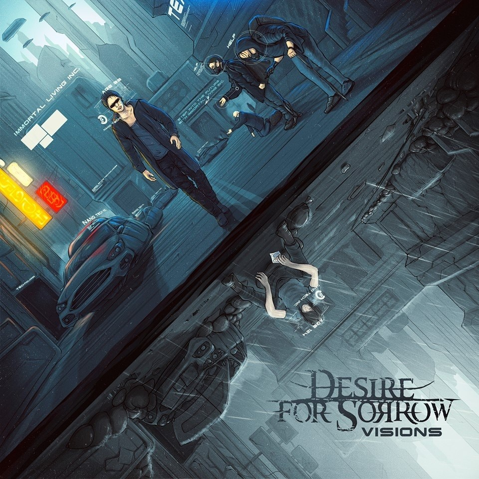 Recenze: Desire for Sorrow – Visions