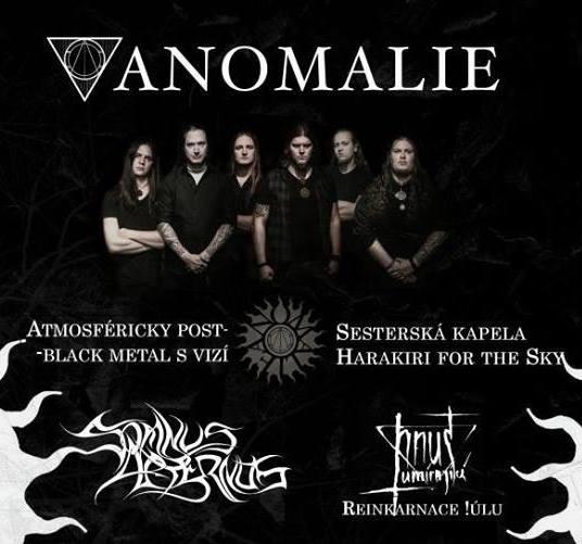 Report: Hnus umírající, Somnus Aeternus a Anomalie