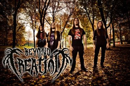 Beyond Creation mají nový klip k titulní skladbě z alba Earthborn Evolution