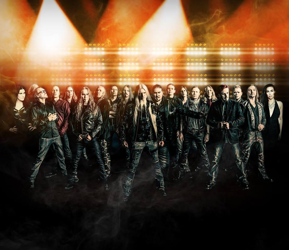 Raskasta Joulua – the band (pt 3)