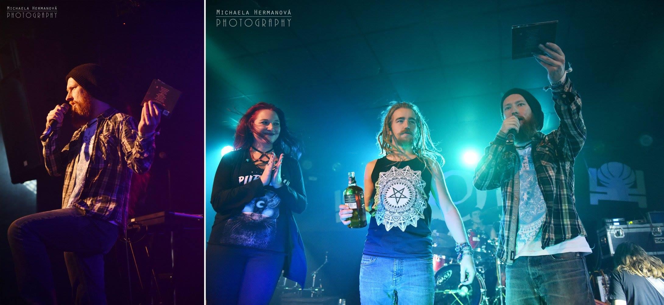 Arch of Hell: Křest reedice alba a akustický single