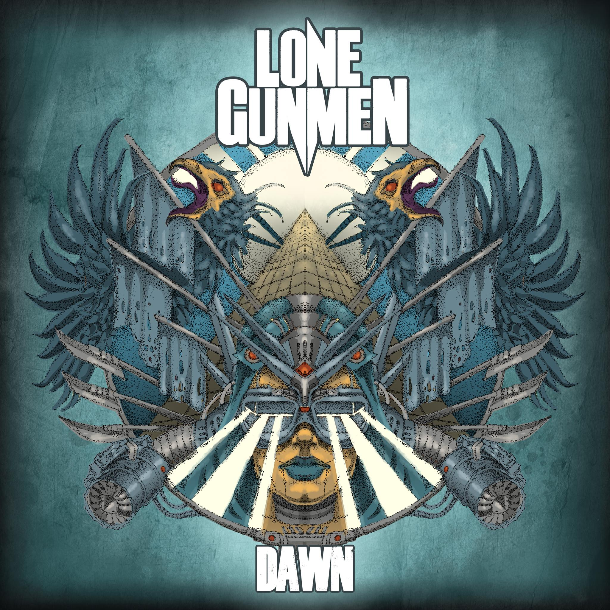 """Dawn"" (EP) of the Lone Gunmen"