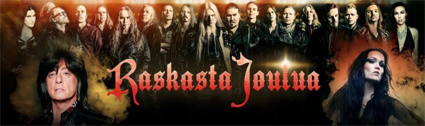 Raskasta Joulua – a Finnish Christmas carol