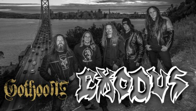 Nové kapely na Agressive a Gothoomu