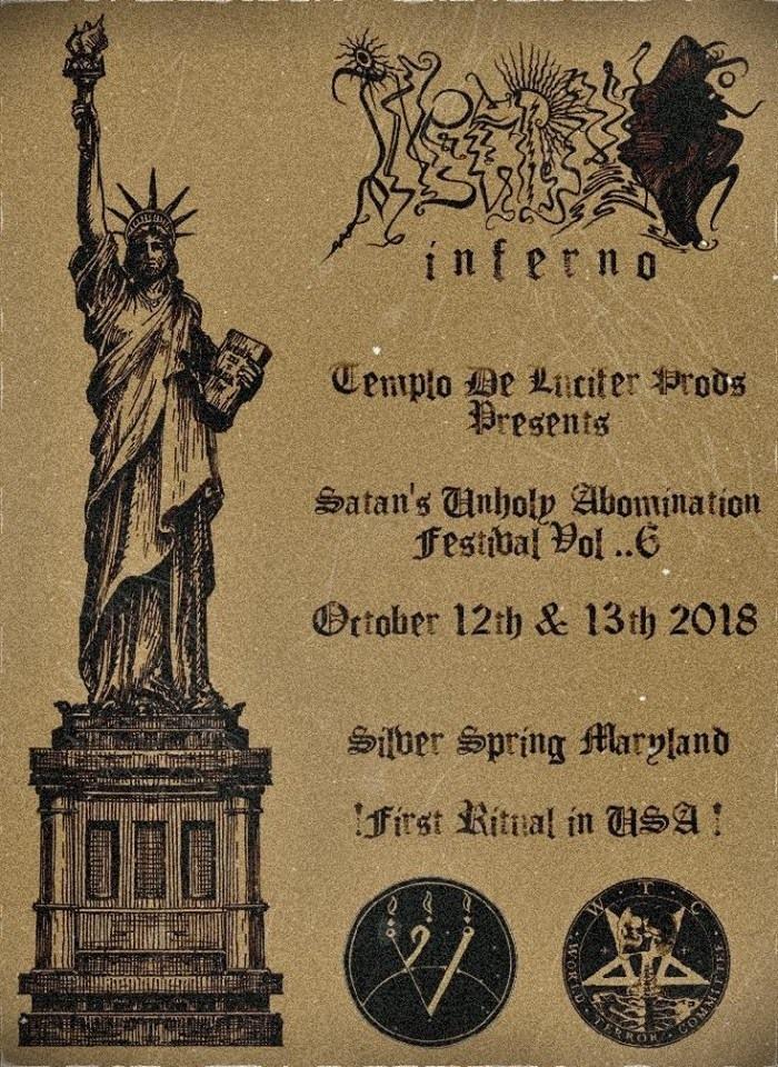 Inferno – Satan´s Unholy Abomination Festival vol..6 a splitko s Devathorn