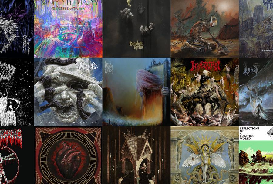 Redakce Obscura vybírá top 10 alba roku 2017