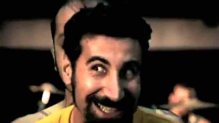 Serj Tankian říká: Mrdat vokály. A chce dělat instrumentální hudbu