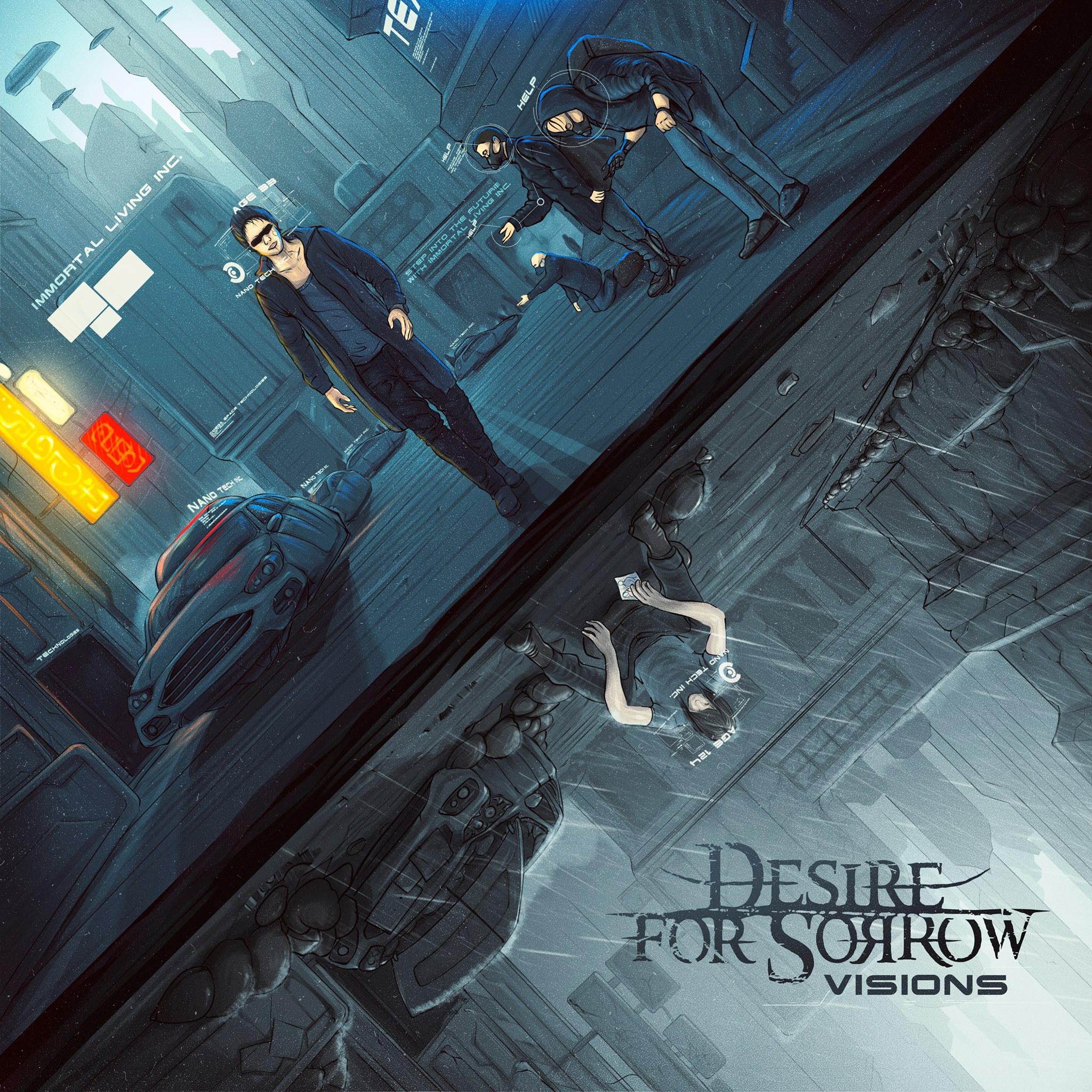Obscuro.cz uvede exkluzivní premiéru nového klipu od Desire for Sorrow!