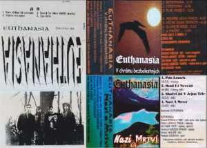 Všechna dema kapely Euthanasia v dubnu na CD