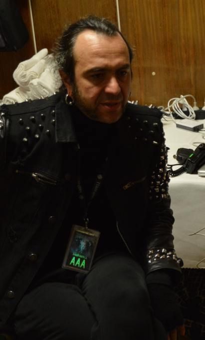 Interview with Fernando Ribeiro from Moonspell