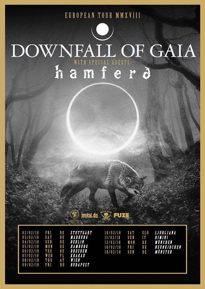 Report: Hamferð – Faerský doom metal v Marburgu