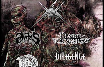 Necro metal pilgrims vol. 3 Ostrava