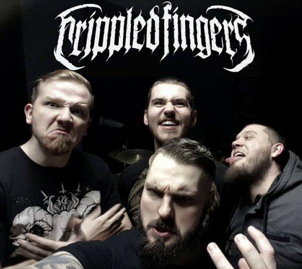 Novinky z tábora Crippled Fingers