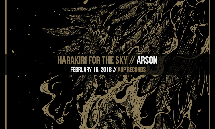 Recenze: Harakiri for the Sky – Arson