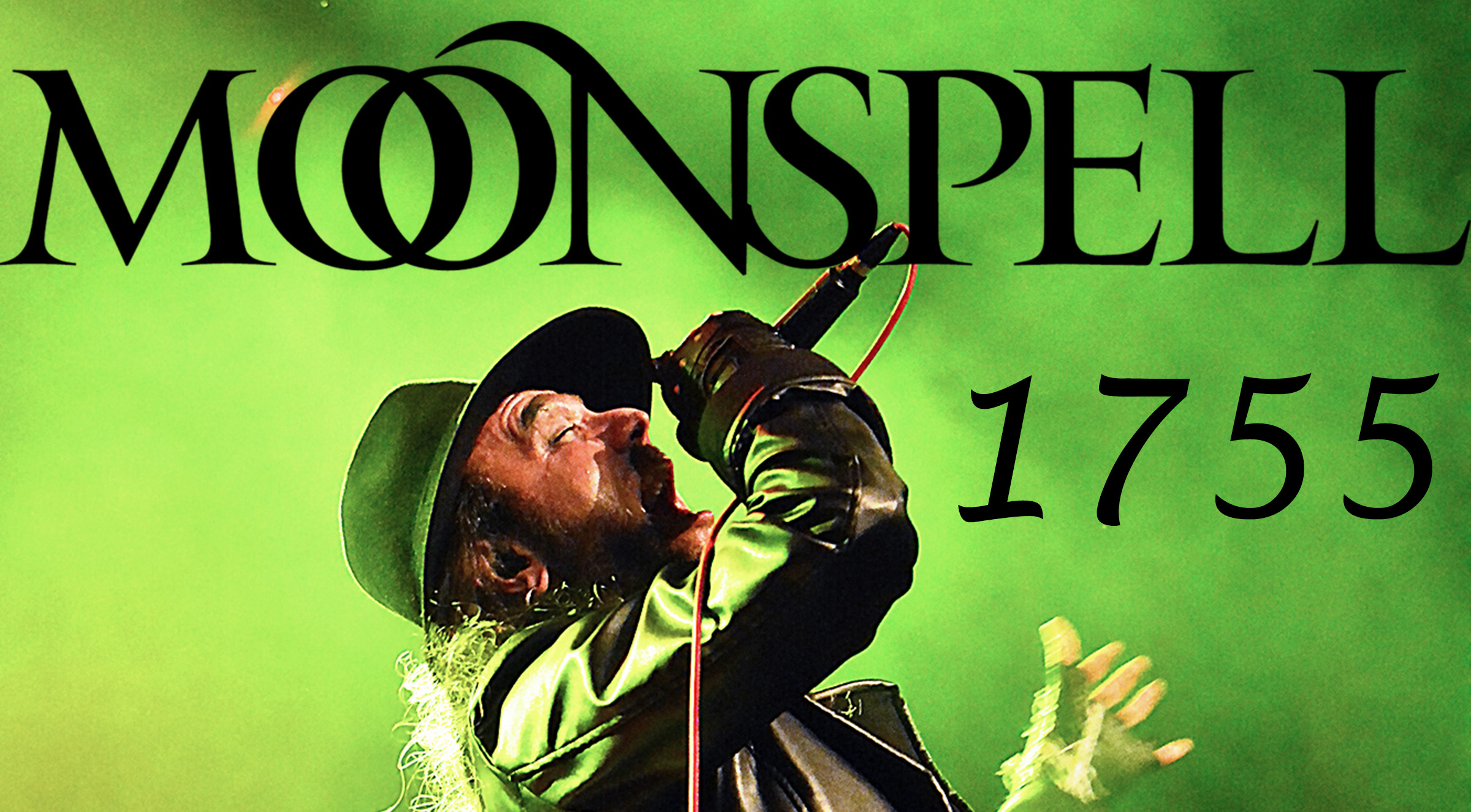 1755 – a theatrical journey with Moonspell (gig report)