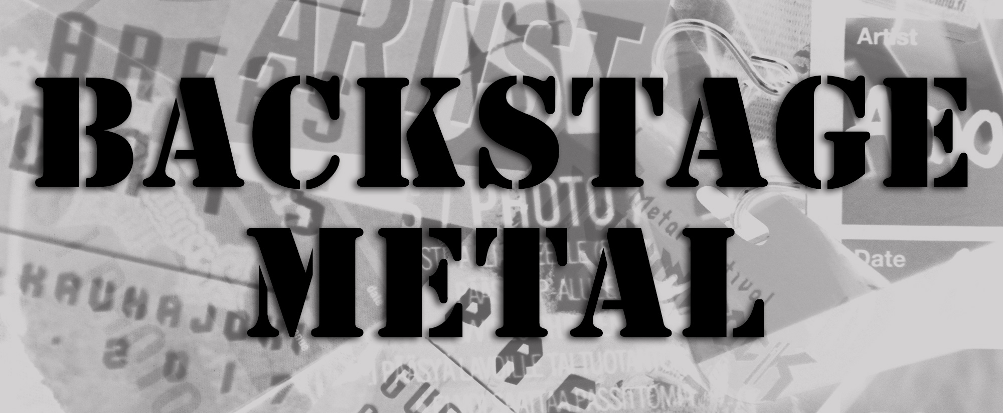 Backstage Metal – Part 3: The Tour Manager (TM)