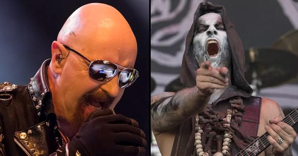 Rob Halford z JUDAS PRIEST a Nergal z BEHEMOTH spolu chtějí nahrát album