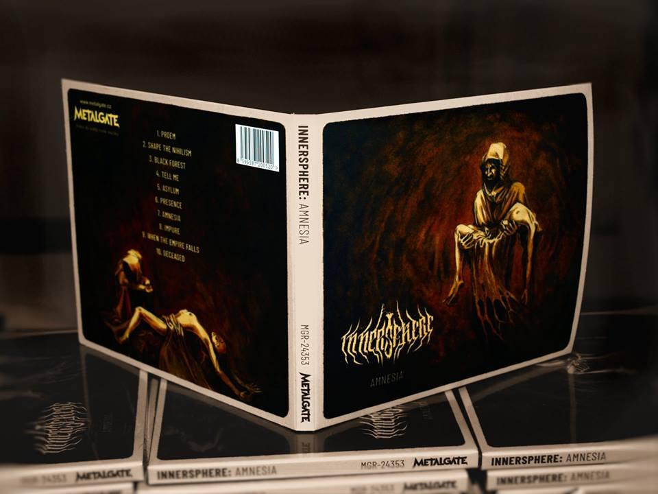 InnerSphere vydávají album pod Metalgate