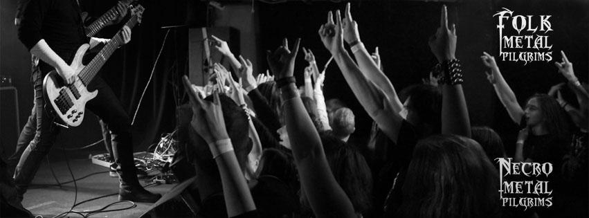 Kultovní Ostravský festival Folk Metal Pilgrims oznamuje pro letošní rok první dvě kapely