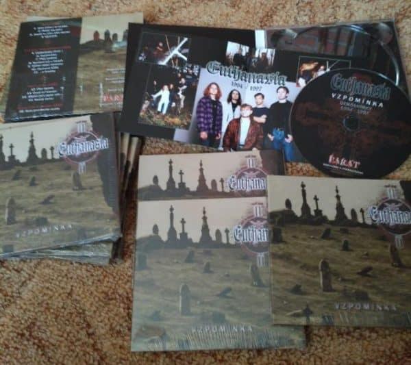 Pod Pařátem vyjdou všechny dema kapely Euthanasia