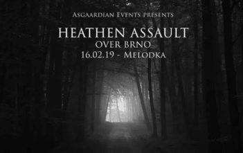 Heathen Assault over Brno