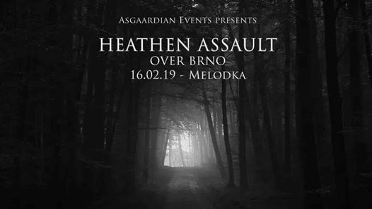 Heathen Assault over Brno
