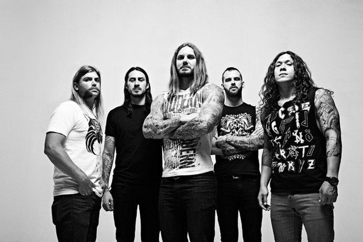 As I Lay Dying jsou zpět v plné sestavě!