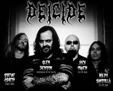 Nové album Deicide vyjde v září