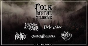 Folk Metal Pilgrims opět v říjnu v ostravském Barráku!
