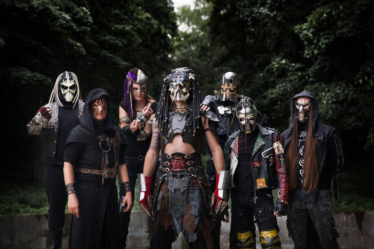 Běloruská kapela kombinuje scifi vzhled s folk metalem