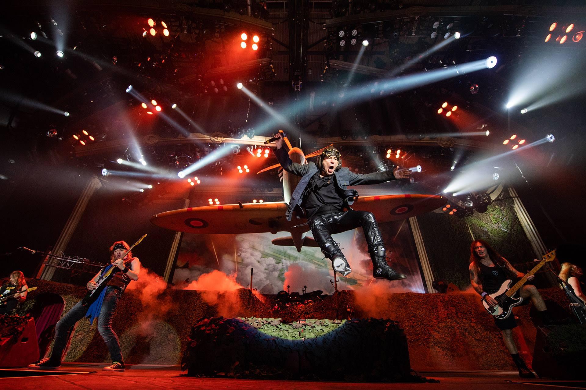 Iron Maiden čelí už druhé žalobě od jednoho právníka
