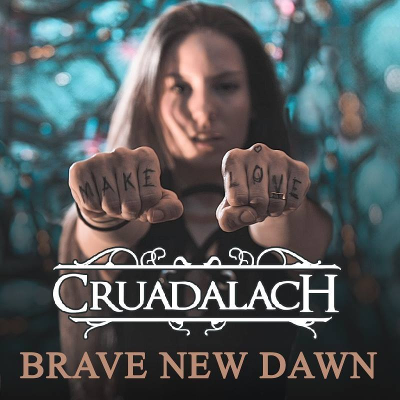 Bohemian folk-core collective Cruadalach release new single and music video!