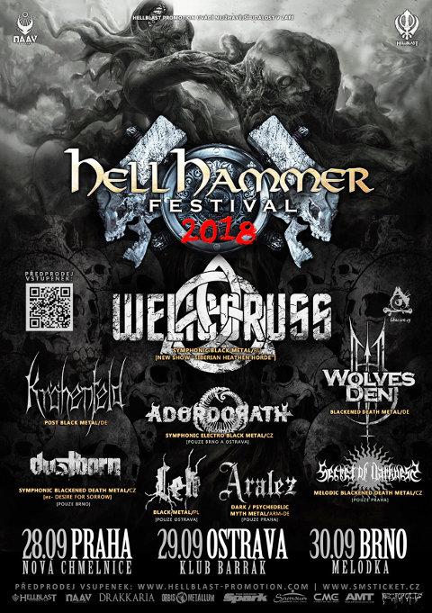 Hellhammer festival pomalu klepe na dveře!