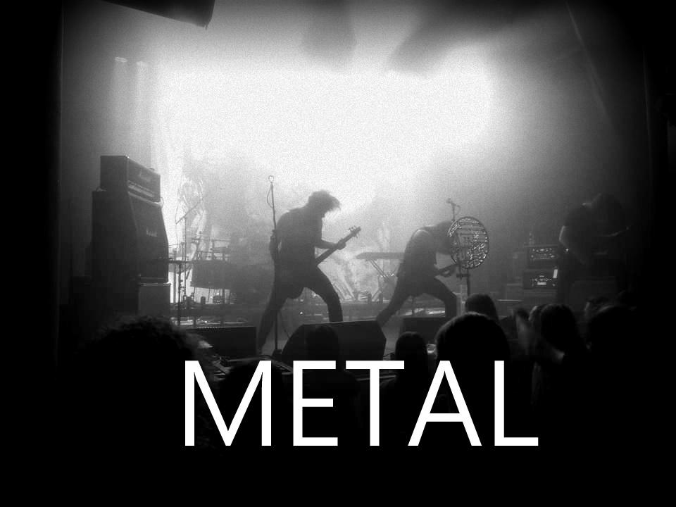 METAL – Kdo je tu pózér a hudební snob?