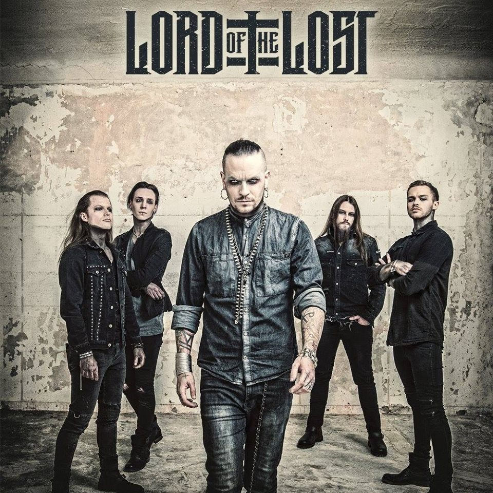 Nové lyric video od Lord of the Lost